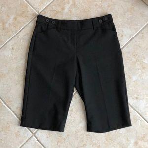Express Editor Bermuda length dress pants